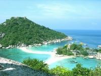 กรุงเทพฯ (ดอนเมือง) - ชุมพร - เกาะนางยวน