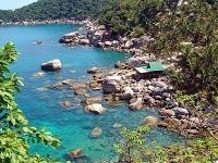 กรุงเทพฯ (ดอนเมือง) - ชุมพร - เกาะเต่า